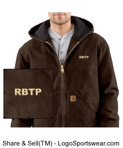 RBTP CARHARDT JACKET Design Zoom