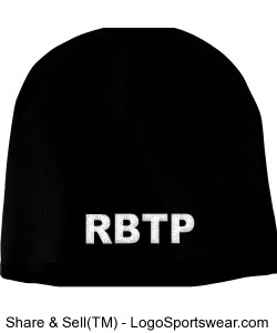 RBTP-EMNROIDERED-BEANIE Design Zoom